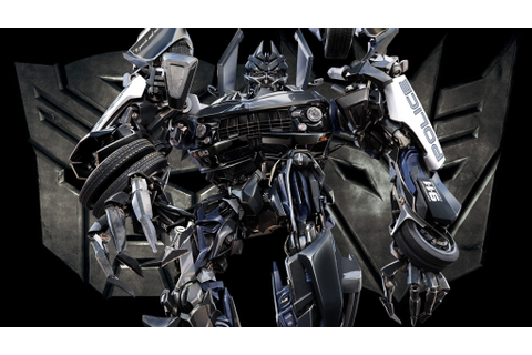 First look at Decepticon Barricade in Transformers: The ...
