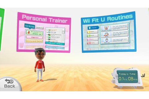 Amazon.com: Wii Fit U w/Fit Meter - Wii U: Video Games