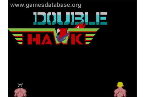 Double Hawk - Sega Master System - Games Database