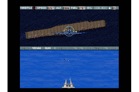 Carrier Aces (Europe) ROM