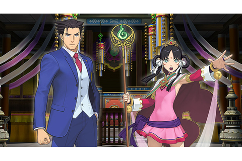 Ace Attorney - Spirit of Justice character profiles ...