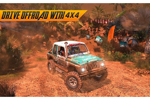 Off road 4X4 Jeep Racing Xtreme 3D - Apps on Google Play