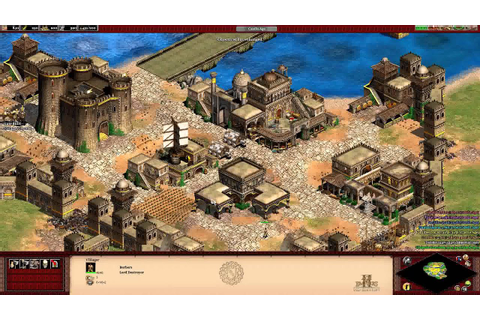 Age of Empires 2 HD: The African Kingdoms - 02 - Tariq ibn ...