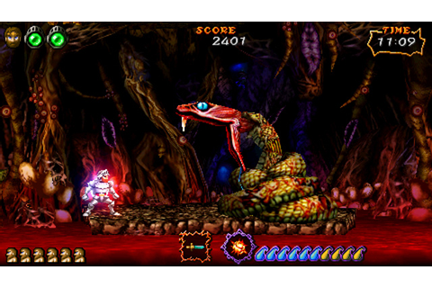 Ultimate Ghosts 'n Goblins (Game) | GamerClick.it