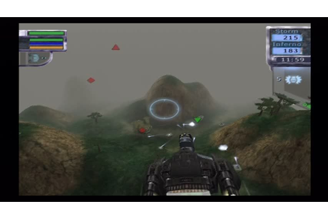 Tribes: Aerial Assault Screenshots for PlayStation 2 ...