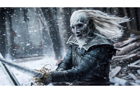 white Walkers, Game Of Thrones, Snow, TV Wallpapers HD ...