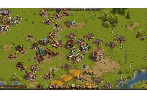 The Settlers Online (Review) | Web Game 360