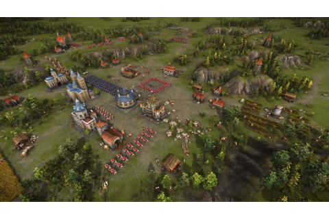 Cossacks 3 - Battle Gameplay Footage - YouTube