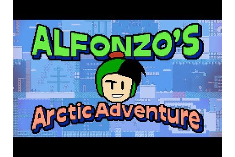 Alfonzo's Arctic Adventure - New NES Game in 2018 ...