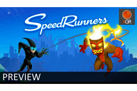 SpeedRunners - Xbox One - YouTube