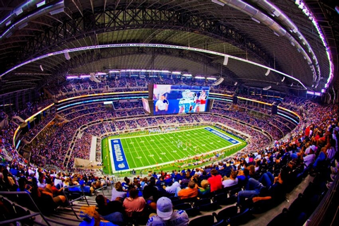 Top 5 Most Expensive NFL Stadiums - EALUXE.COM