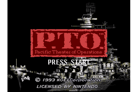 Pacific Theater of Operations Download Game | GameFabrique