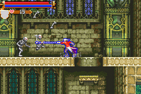 Play Castlevania - Harmony of Dissonance Nintendo Game Boy ...