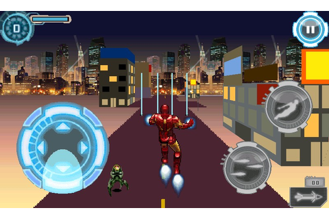 HD2 Apps: HTC HD2 Games: Iron Man 2 v2.4.0