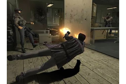 Max Payne 1 Game - Free Download Full Version For PC