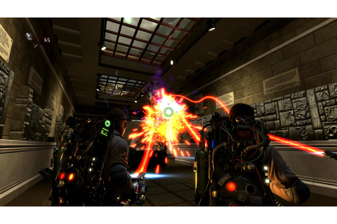 Ghostbusters: The Video Game Remastered - Screenshot ...