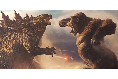 Godzilla vs. Kong Footage Shows Off the Clash of the ...