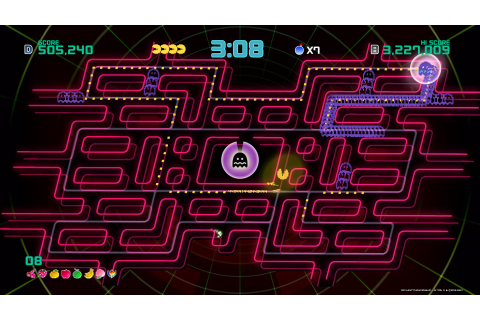 Pac-Man Championship Edition 2 - PS4 Review - PlayStation ...