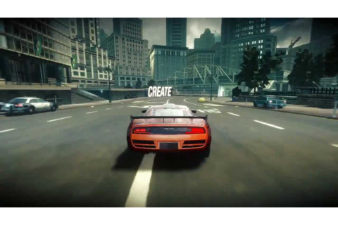 Ridge Racer Unbounded - PS3 Game trailer - YouTube