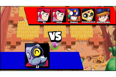Brawl Stars #13 - Big Game Hunting Party Event - Brawler ...