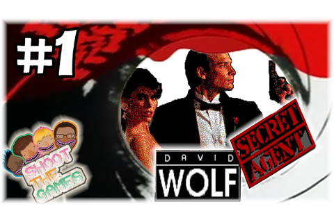 David Wolf Secret Agent: Part 1 - ShootTheGames! - YouTube