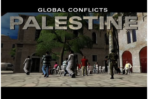 Reticulating Splines: Review: Global Conflicts: Palestine