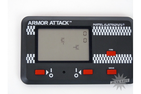 For Armor Attack on the Arcade Games, GameFAQs has game information ...