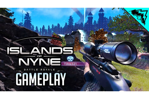 Islands of Nyne: Battle Royale GAMEPLAY Reveal - First ...