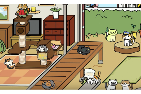 Japanese cat game 'Neko Atsume' gets live-action film ...
