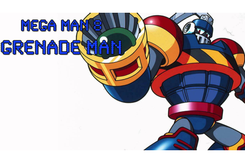 "Mega Man 8 ""Grenade Man"" OST - YouTube"