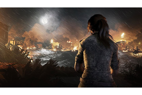 Shadow of the Tomb Raider video game screenshots & version ...