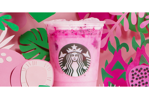 Starbucks' bright-pink 'Dragon Drink' will take over your ...