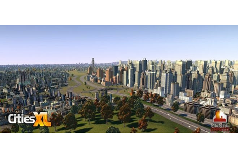 Digital Urban: Cities XL: New Game Play Footage