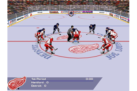 NHL 97 Download (1996 Sports Game)