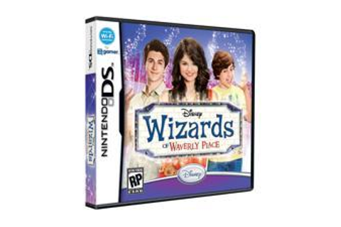 Wizards of Waverly Place Nintendo DS Game