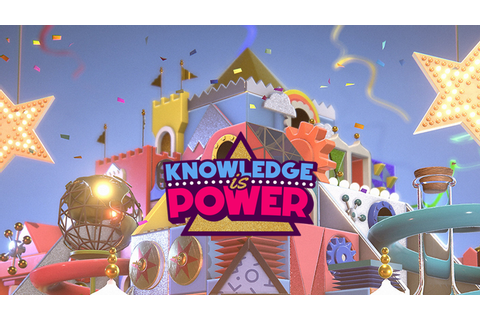 Knowledge is Power Game | PS4 - PlayStation