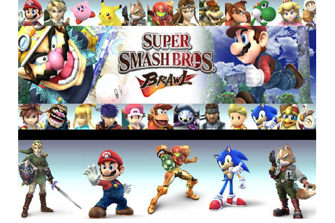 About super smash bros. brawl « Games Preview & Review