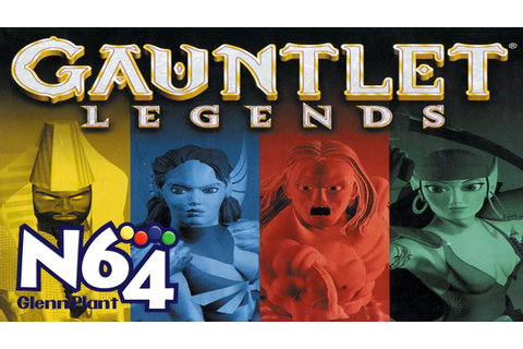 Gauntlet Legends - Nintendo 64 Review - HD - YouTube