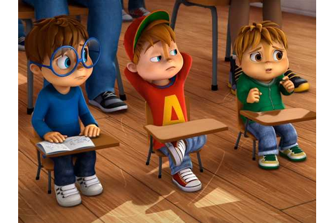 Alvin and the chipmunks 3 game part 1