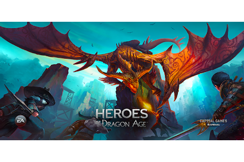 Heroes of Dragon Age - Apps on Google Play