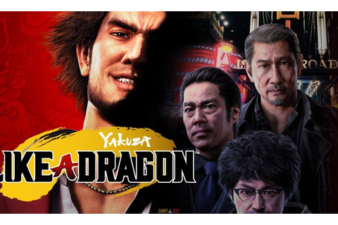 Yakuza Like a Dragon PC Version Full Free Game Download - GF