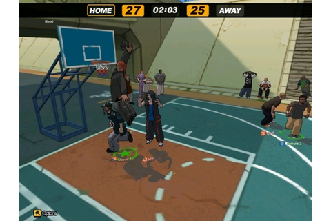 Download Free MMORPG : FreeStyle Street Basketball Online ...