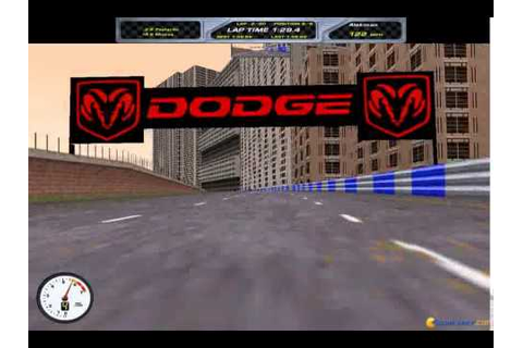 Viper Racing gameplay (PC Game, 1998) - YouTube