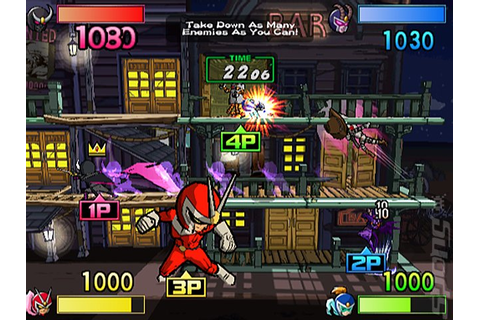Viewtiful Joe - Red Hot Rumble (Europe) (En,Fr,De,Es,It) ISO