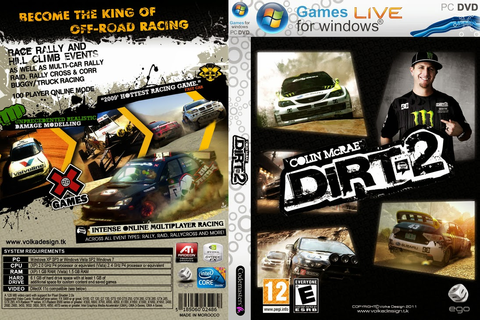 COLIN MCRAE DIRT 2 - Free Games For You
