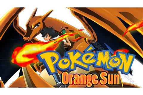 Pokemon Orange Sun - DOWNLOAD POCKET GAMEs