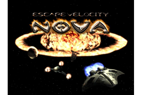 Escape Velocity Nova (2002) by ATMOS / Ambrosia Software ...