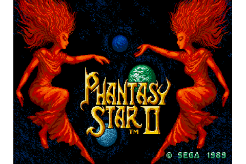 Phantasy Star II (USA, Europe) (v1.2) ROM