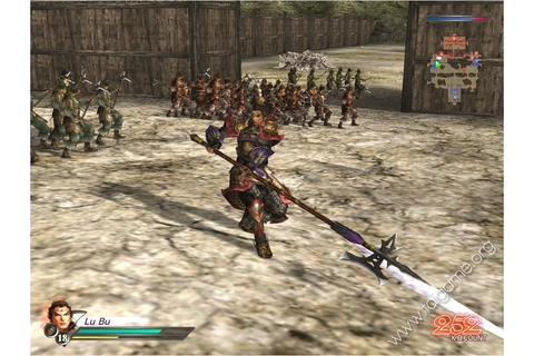 Dynasty Warriors 5 (Tam quốc phân tranh) - Download Free ...