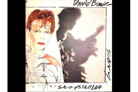 David Bowie - Because You're Young - YouTube